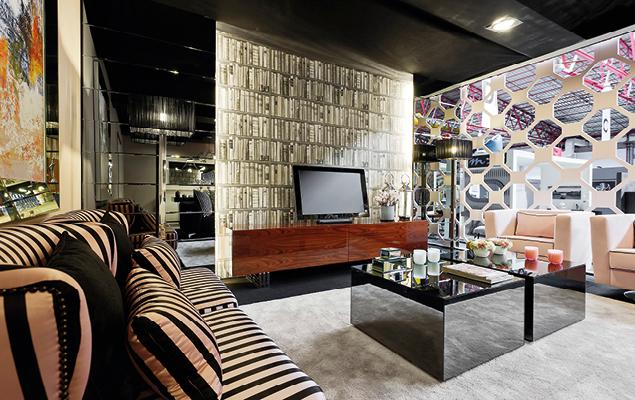 Casa nova interiores tattoo design bild for Nova casa azulejos