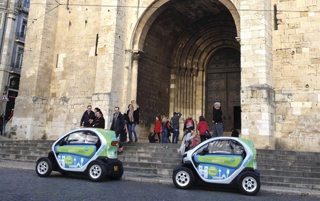 eco tours: