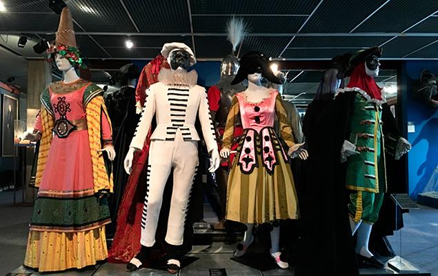 Resultado de imagem para Museu Nacional do Teatro e da Dança