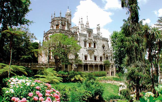 Lisboa convida quinta da regaleira for Jardines quinta da regaleira