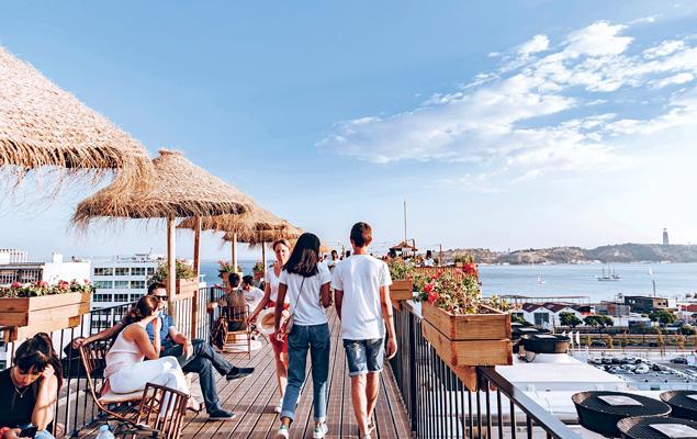 Lisboa ConVida - The Garden Rooftop